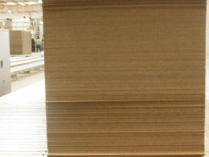 B Flute Corrugated Cardboard