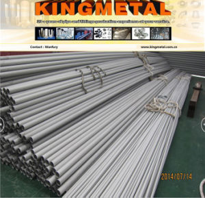 1.4571, DIN2462 / ISO1127 Seamless Stainless Steel Tube for Hydraulic. pictures & photos