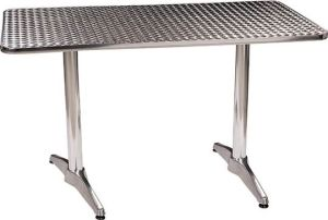 Aluminum Stainless Steel Table