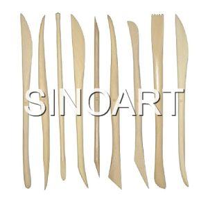 Wooden Sculptural Tool Set (SFT052)
