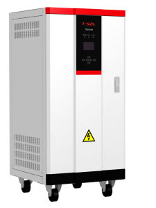 Grid Tied Solar Inverter with Transformer (TSG11K3TL)