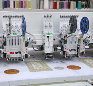 Mixed Coiling Embroidery Machine (MY-91212)