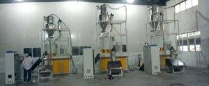 High-Speed Mixer From China Extrusion Line pictures & photos