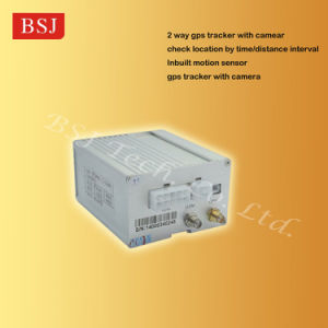 Vehicle GPS Tracking Device Bsj-A08 with Free Tracking Software