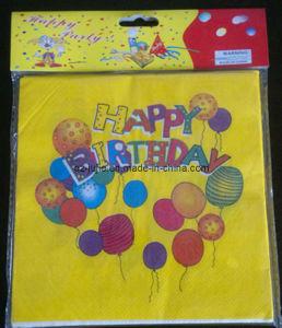 Birthday Napkin - 4