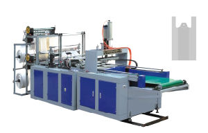 Vest Bag Making Machine (Cold-Cutting)