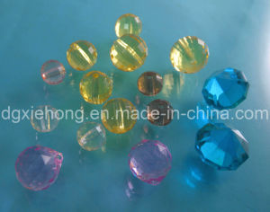 Acrylic Globe Ball for Decoratice Jewelry (XH-D-1002)