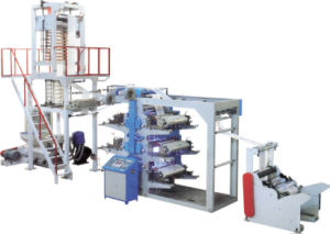Film Blowing and Flexo Printing Machine (SJ-YT) pictures & photos