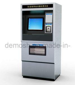 Ticket Vending Machine (AFC-GAT-B02)