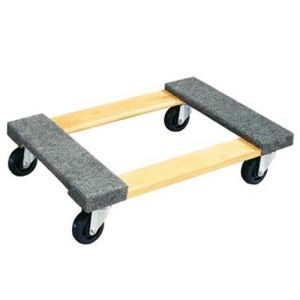 "30""X18"" Hardwood Mover Dolly (TC0500) 1, 000lbs Capacity"