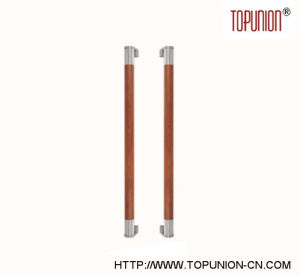 Good Quality Stainless Steel Wooden Door Pull Handle (TU-276A) pictures & photos