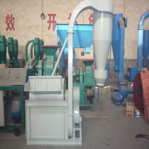 Wood Hammer Mill with Capacity 300-800kg/H (FJ Series)