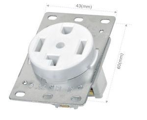 042143001 NEMA American industrial socket pictures & photos
