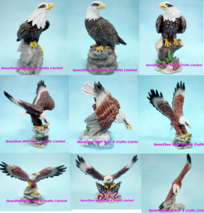 Polyresin Eagle, Resin Eagle pictures & photos