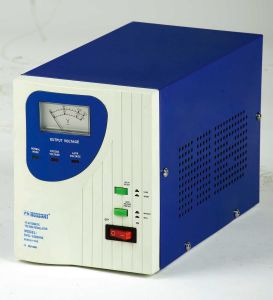 SVC-P (Luxurious Type) AC Voltage Stabilizer (AVR) 1.5kVA pictures & photos