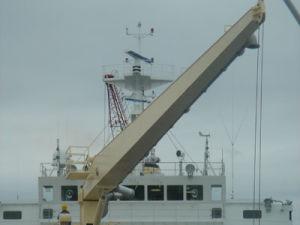 Marine Crane pictures & photos