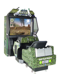 Game Machine Panzer Elite Action Shooting Video Game pictures & photos