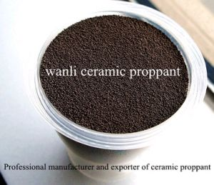 High-Strength Petroleum Fracturing Ceramic Proppant