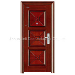 Steel Security Door (JL-SD005)