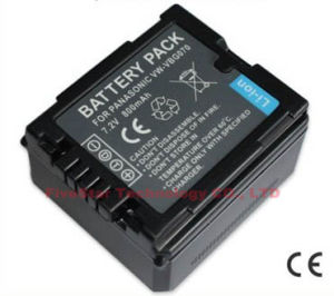 Digital Camera Battery/Camcorder Battery for Panasonic (VW-VBG070)