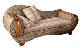 Rattan Furniture Lounge Chair (SA444)