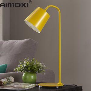 Desk Lamp Using in Reading Room