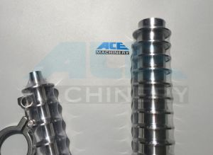 Stainless Steel Food Processing Welded Reducer Pipe Fittings (ACE-PJ-M3) pictures & photos