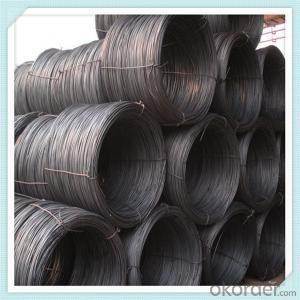 SAE1008 5.5mm 6.5mm Low Carbon Steel Wire Rod Made in China pictures & photos