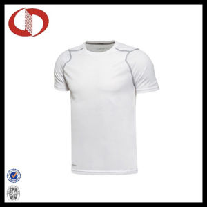 Cheap Price Breathable Gym Wear Fitness T Shirt for Man pictures & photos