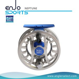 CNC Aluminum Fishing Tackle Fly Reel (NEPTUNE 2-3) pictures & photos