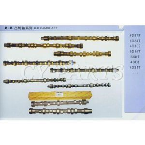 Excavator Used Good Quality 6D31t Camshaft pictures & photos