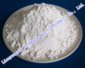 99.99% Purity Quartz Powder 400 Mesh Building Materials pictures & photos
