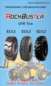 Super Grader Tyres, Loader Tyre 1300-24 1400-24 G2/L2 pictures & photos