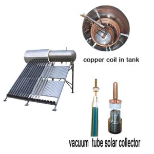 Heat Pipe Pressurized Solar Energy pictures & photos