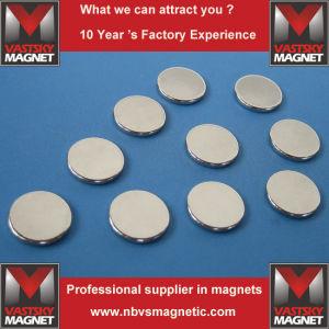Magnetic N40 N42 N50 N52 Strong Permanent Neodymium NdFeB Magnet pictures & photos