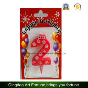 Hot Sale Happy Birthday Party Cake Candle for Sale pictures & photos