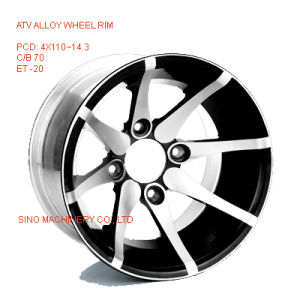 Alloy Wheel with High Quality pictures & photos