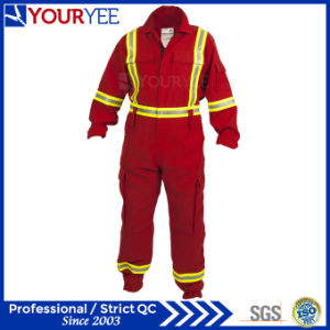 Best Price Cheap Overalls High Visibility Hi Viz Coveralls (YLT122) pictures & photos