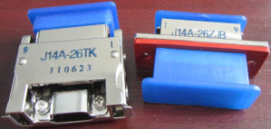 J14A Series Rectangular Military Connectors pictures & photos
