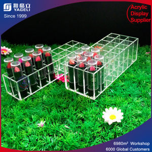 9PCS Acrylic Lipstick Rack with Divider pictures & photos