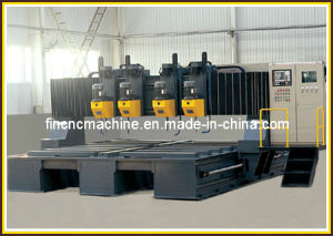 Gantry Movable CNC Plate Drilling Machine Model PLD5050/4 pictures & photos