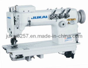 High Speed Three-Needle Chainstitch Sewing Machine (with back puller) --Juk3800s-3