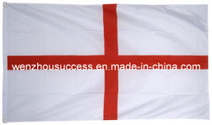 High Quality Polyester England St George National Flag pictures & photos