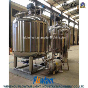 Efficient Stainless Steel Homogenizer Tank Fermenter Mixing Tank pictures & photos