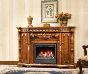 Electric Fireplace for Home Decoration and Heating (626) pictures & photos