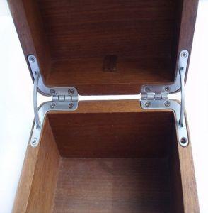 Wooden Box Hinge, Cigar Box Hinge, Wine Box Hinge