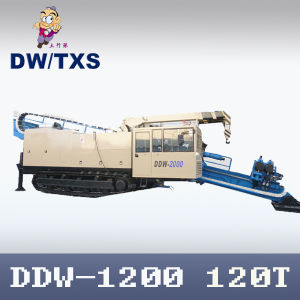Horizontal Directional Drilling Rig (DDW-1200) pictures & photos