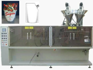 S-180 Automatic Horizental Powder Packing Machine pictures & photos