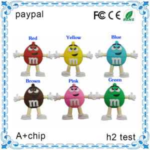 PVC Cartoon USB Flash Drives