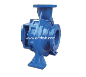 Centrifugal Water Pump Parts From Qingdao Foundry Factory pictures & photos